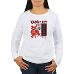 Year of the Dragon - Chinese New Year Women's Long