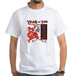 Year of the Dragon - Chinese New Year White T-Shir