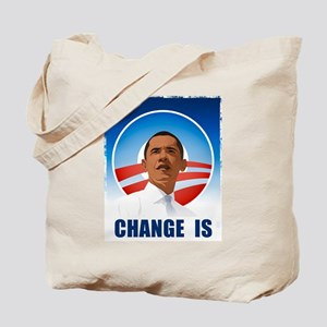 Obama - Change Is Tote Bag