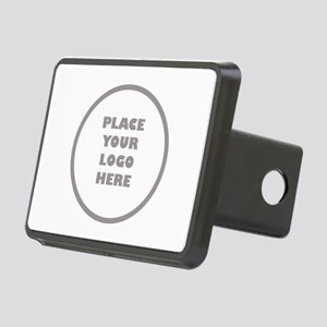 Personalized Logo Rectangular Hitch Cover
