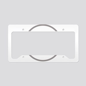 Personalized Logo License Plate Holder
