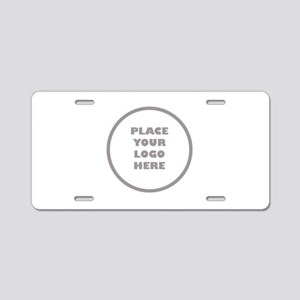 Personalized Logo Aluminum License Plate