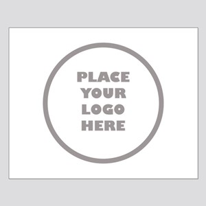 Personalized Logo Small Poster