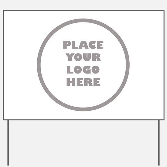 Personalized Logo Yard Sign