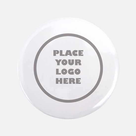 "Personalized Logo 3.5"" Button"