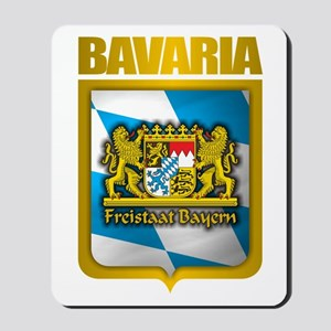 """Bavarian Gold"" Mousepad"