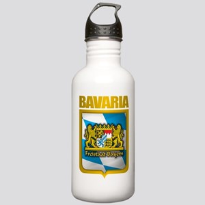 """Bavarian Gold"" Stainless Water Bottle 1.0L"