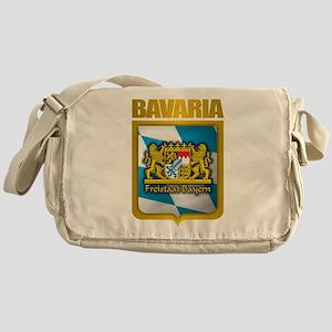 """Bavarian Gold"" Messenger Bag"
