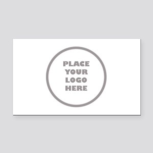 Personalized Logo Rectangle Car Magnet