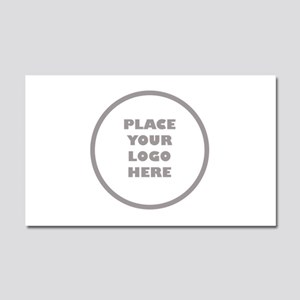 Personalized Logo Car Magnet 20 x 12