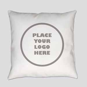 Personalized Logo Everyday Pillow