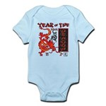 Chinese Year of the Dragon Infant Bodysuit