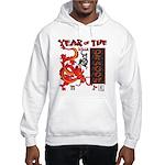 Chinese Year of the Dragon Hooded Sweatshirt