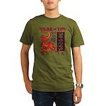 Chinese Year of the Dragon Organic Men's T-Shirt (