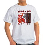 Chinese Year of the Dragon Light T-Shirt