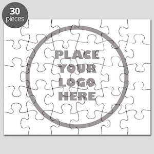 Personalized Logo Puzzle