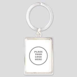 Personalized Logo Portrait Keychain
