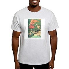Smith's Goose Girl Ash Grey T-Shirt