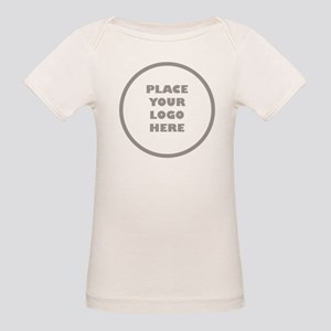 Personalized Logo Organic Baby T-Shirt