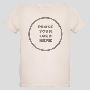Personalized Logo Organic Kids T-Shirt