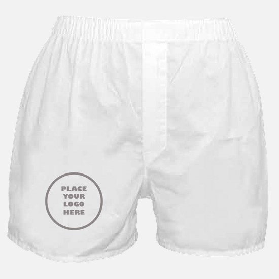 Personalized Logo Boxer Shorts