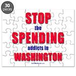 Stop Spending Puzzle