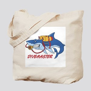 Divemaster Tote Bag (Design on both sides)