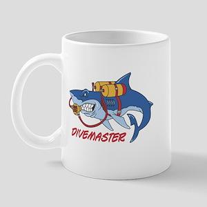 Divemaster Ceramic Mug