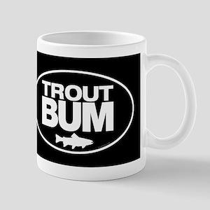 Trout Bum Mug Mug