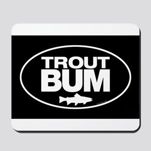 Trout Bum Mousepad Mousepad