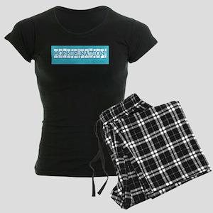 Morkie Women's Dark Pajamas