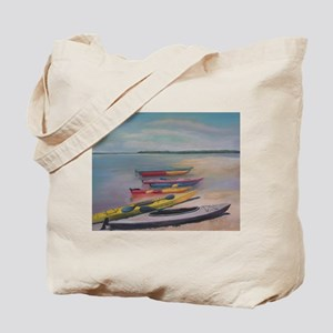 KAYAKING TRIP Tote Bag