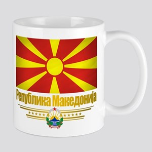 Macedonian Flag Mug