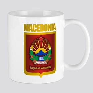 """Macedonian Gold"" Mug"