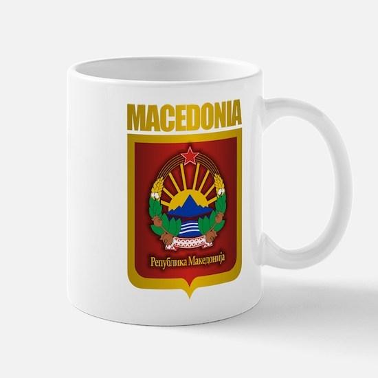 """Macedonian Gold"" Mug"