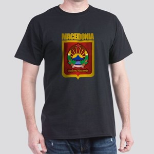 """Macedonian Gold"" Dark T-Shirt"