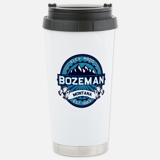Bozeman Ice Stainless Steel Travel Mug