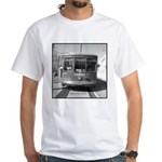 Streetcar 906 White T-Shirt