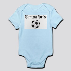 Tunisia Pride Infant Creeper