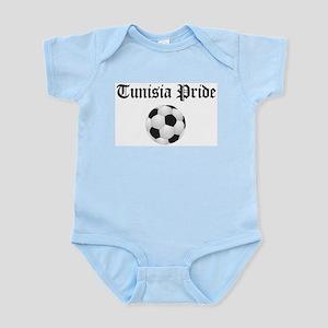 Tunisia Pride Infant Creeper