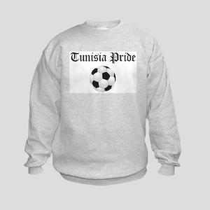 Tunisia Pride Kids Sweatshirt