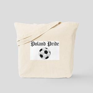 Poland Pride Tote Bag