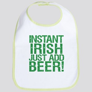 Instant Irish Just add Beer Bib