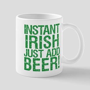 Instant Irish Just add Beer Mug