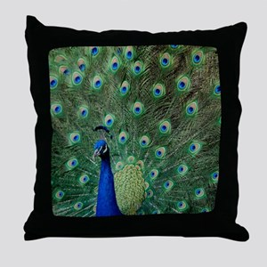 Peacock 5427 - Throw Pillow