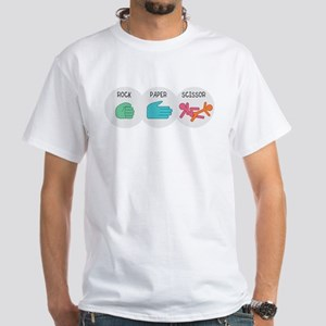 rockpaperscissor_black T-Shirt