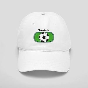 Tunisia Soccer Field Cap