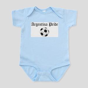 Argentina Pride Infant Creeper