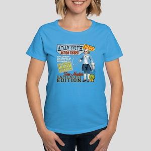 Adam Smith Women's Dark T-Shirt