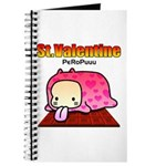 Valentine PeRoPuuu Journal